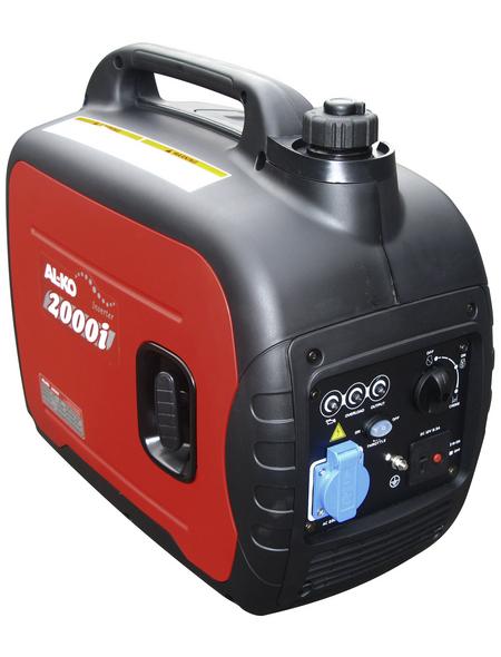 AL-KO Stromerzeugungsaggregat »Inverter 2000«, 1,6 kW, Benzin, Tankvolumen: 4 l