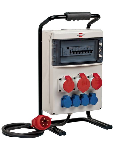 Brennenstuhl® Stromverteiler »BSV 4 IP44 1154900020«, 7-fach, Kabellänge: 2 m