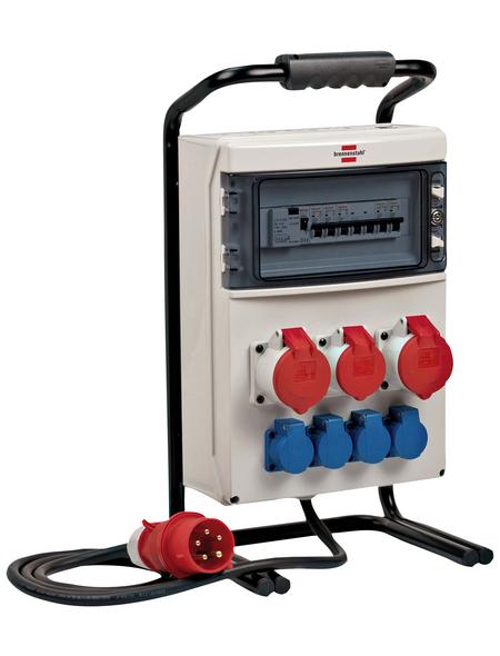 Brennenstuhl® Stromverteiler »BSV 4 IP44«, 7-fach, Kabellänge: 2 m