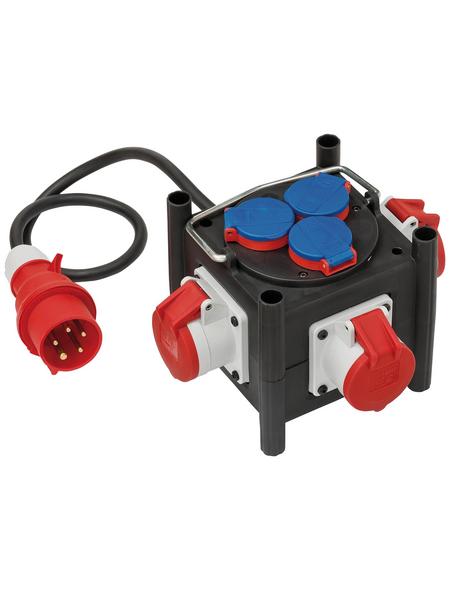 BRENNSTUHL Stromverteiler »Kompakt. Stromverteiler TPE-Gehäuse«