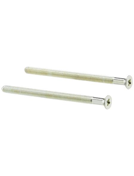 ANSAPRO Stülpschraube, 5 mm, Stahl, 2Stück