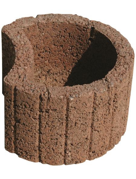 EHL Stützflor, BxHxL: 35 x 20 x 28 cm, Beton
