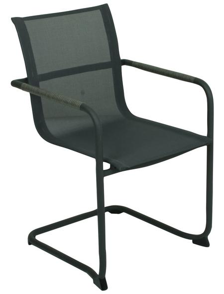 GARDEN PLEASURE Stuhl-Set »Kendra«, 4 Sitzplätze