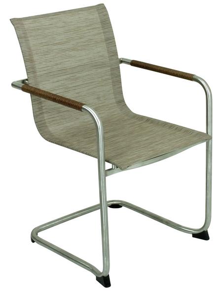 GARDEN PLEASURE Stuhl-Set »Nova«, 4 Sitzplätze