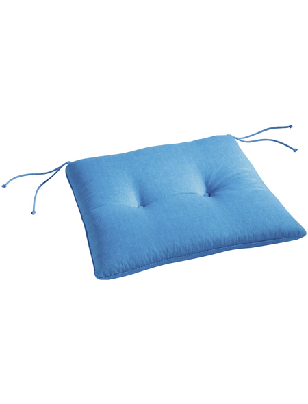 BEST Stuhlauflage »Sitzkissen«, BxLxH: 46  x 45  x 5 cm