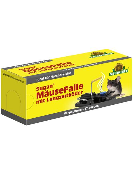 NEUDORFF Sugan Mäusefalle mit Langzeitköder