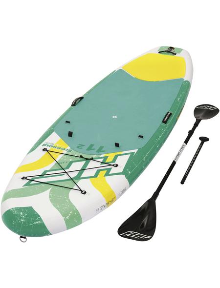 BESTWAY SUP-Touringboard-Set »Freesoul Tech«, L x B: 340  x 89  cm, Nutzlast: 160  kg