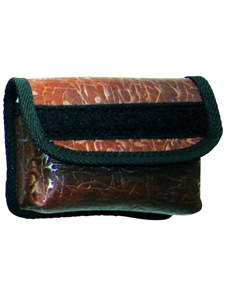 Tasche für Hundegeschirr »Modern Art«, Größe: 13 cm, Cordura, braun