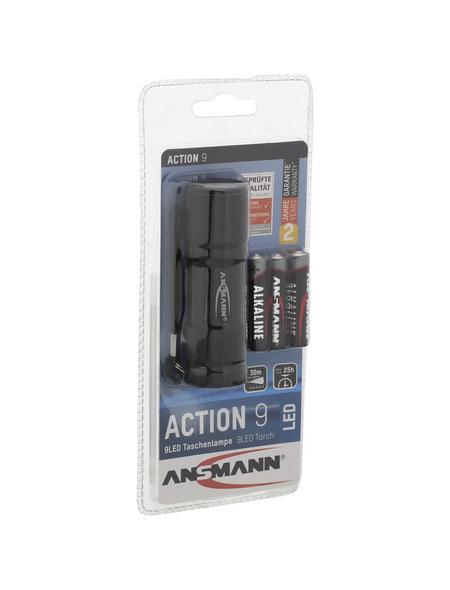 ANSMANN® Taschenlampe, Action 9