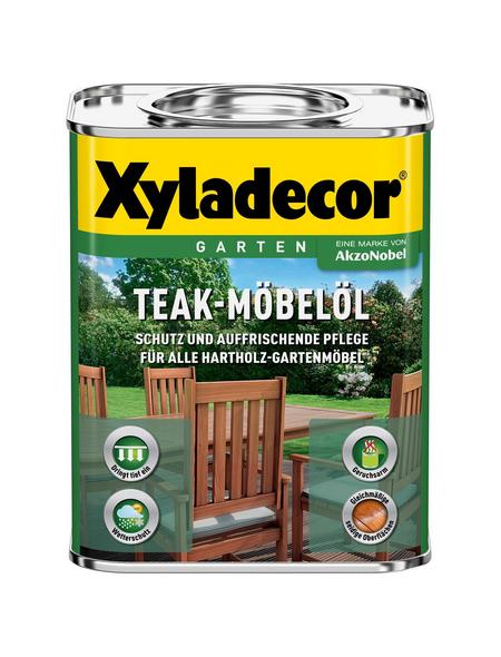 XYLADECOR Teak-Möbelöl teak 0,75 l