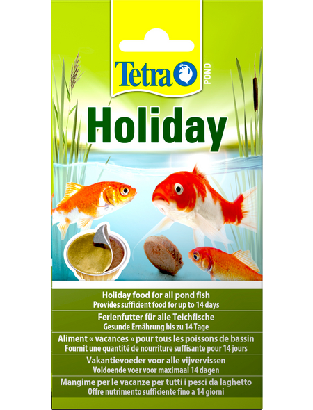 TETRA Teichfischfutter, Gelfutter, 98 g