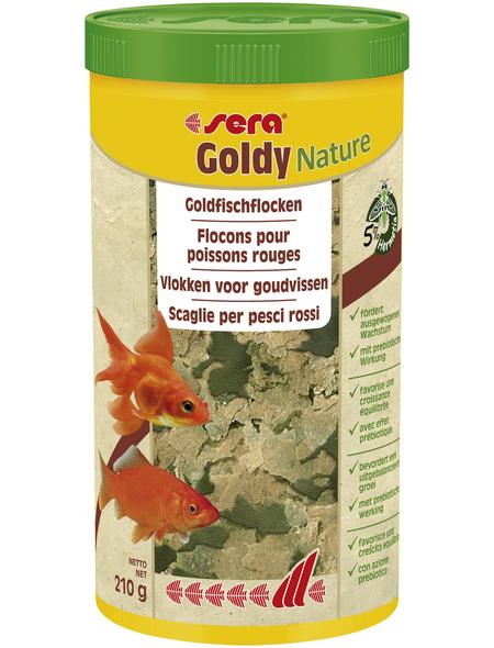 sera Teichfischfutter »Goldy Nature«, Pond, 1000ml