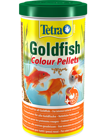 TETRA Teichfischfutter, Pellets, 1000 ml (300 g)