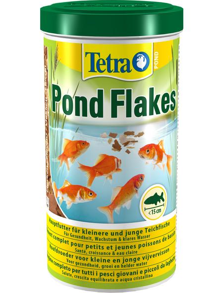 TETRA Teichfischfutter »Pond Flakes«, Flocken, 1000 ml (180 g)