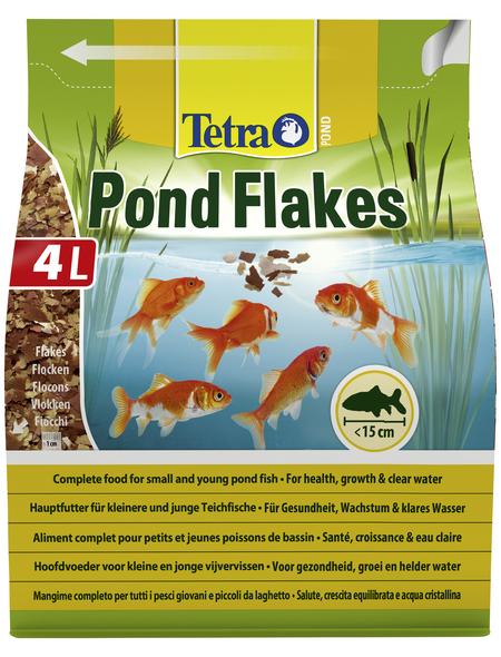 TETRA Teichfischfutter »Pond Flakes«, Flocken, 4000 ml (800 g)