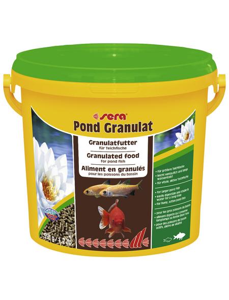 sera Teichfischfutter »Pond Granulat Nature«, Pond, 3800 ml (550g)