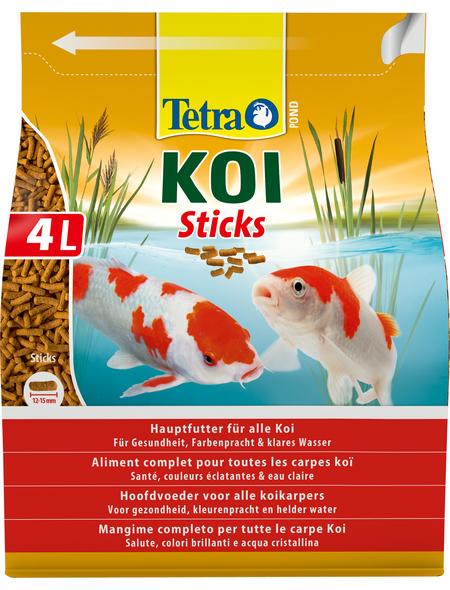TETRA Teichfischfutter »Pond KOI«, Sticks, 4000 ml (650 g)