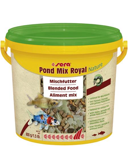sera Teichfischfutter »Pond Mix Royal Nature«, Pond, 3800 ml (600g)