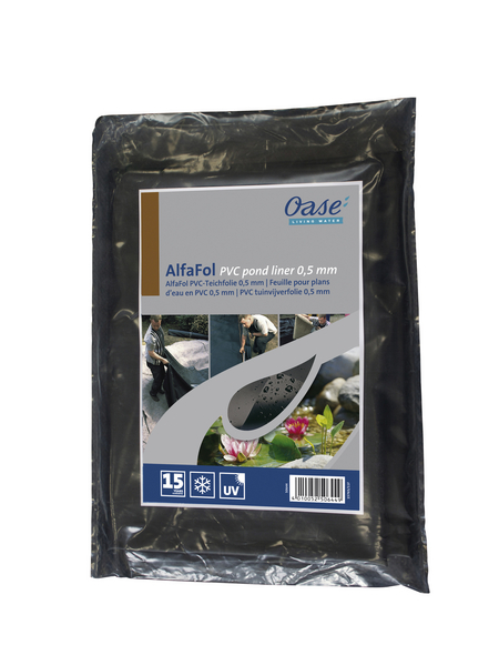 OASE Teichfolie BxL: 500x400  cm, Polyvinylchlorid (PVC)