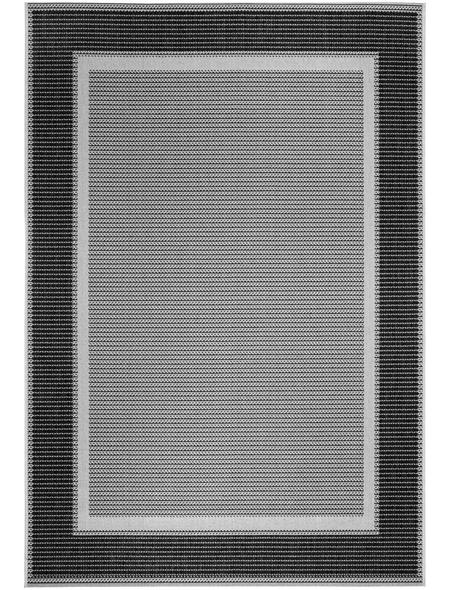 ANDIAMO Teppich »Arizona«, BxL: 160 x 230 cm, schwarz