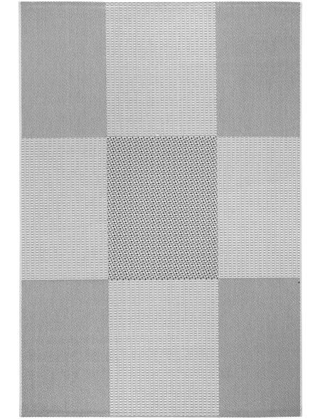 ANDIAMO Teppich »Arizona«, BxL: 67 x 140 cm, weiß