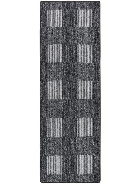 ANDIAMO Teppich »Dijon«, BxL: 67 x 200 cm, blau