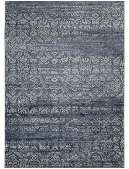 LUXORLIVING Teppich »Famos«, BxL: 133 x 190 cm, silberfarben