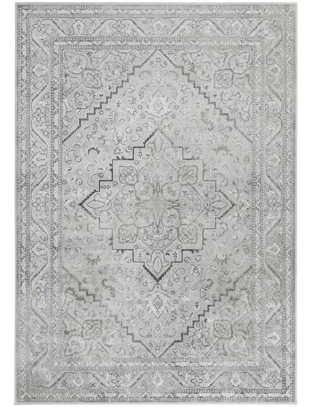 LUXORLIVING Teppich »Famos«, BxL: 160 x 230 cm, silberfarben
