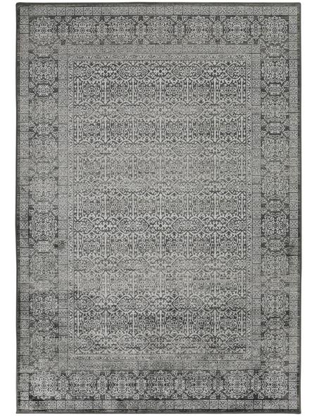 LUXORLIVING Teppich »Famos«, BxL: 80 x 150 cm, anthrazit