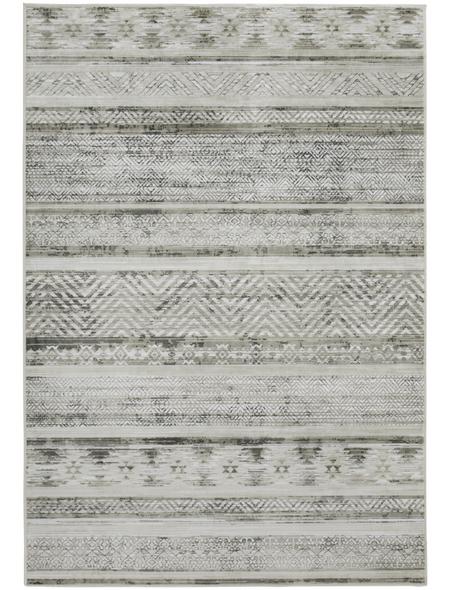 LUXORLIVING Teppich »Famos«, BxL: 80 x 150 cm, grau