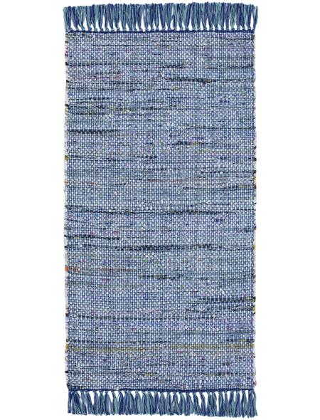 ANDIAMO Teppich »Frida Wohnidee«, BxL: 60 x 120 cm, schwarz