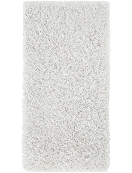 LUXORLIVING Teppich »Levanto Deluxe«, BxL: 130 x 190 cm, silberfarben