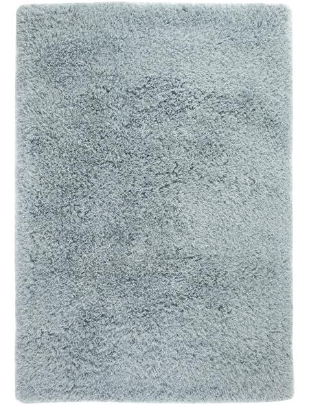 LUXORLIVING Teppich »Levanto Deluxe«, BxL: 130 x 190 cm, weiß