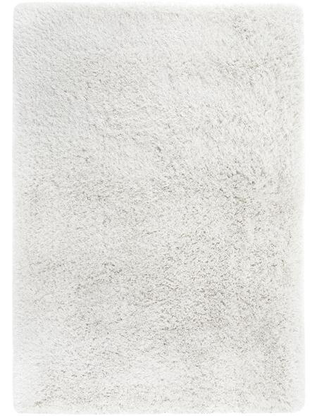 LUXORLIVING Teppich »Levanto Deluxe«, BxL: 160 x 230 cm, silberfarben