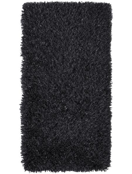 LUXORLIVING Teppich »Levanto Deluxe«, BxL: 65 x 130 cm, türkis