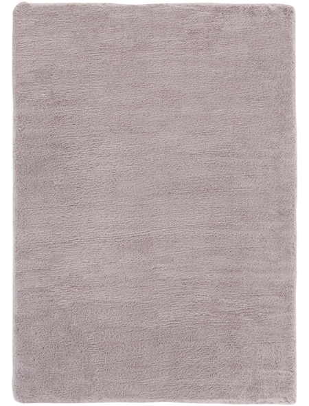 ANDIAMO Teppich »Novara«, BxL: 120 x 170 cm, rosa