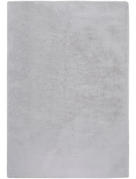 ANDIAMO Teppich »Novara«, BxL: 60 x 120 cm, grau
