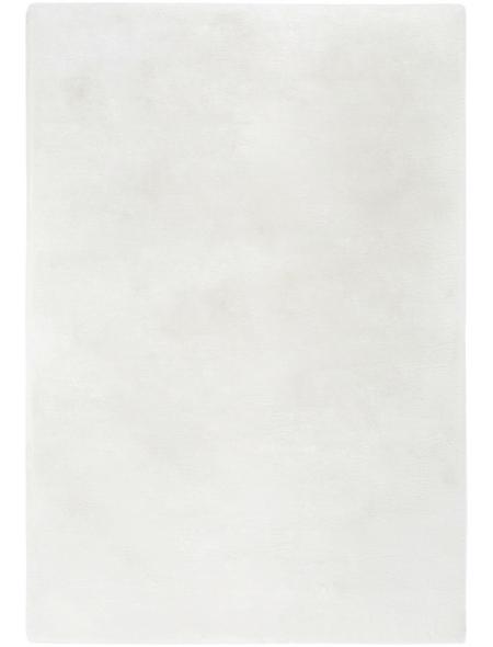 ANDIAMO Teppich »Novara«, BxL: 60 x 120 cm, weiß