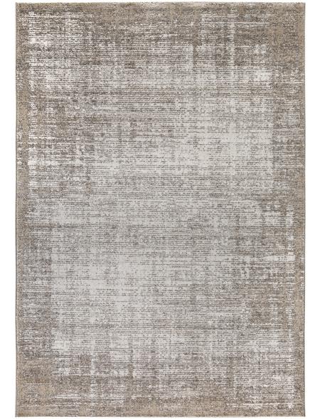 LUXORLIVING Teppich »Opland Fleckerl«, BxL: 67 x 140 cm, grau