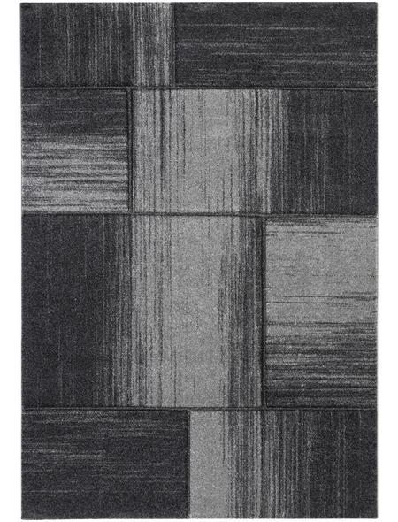 LUXORLIVING Teppich »Pallencia«, BxL: 67 x 140 cm, grau