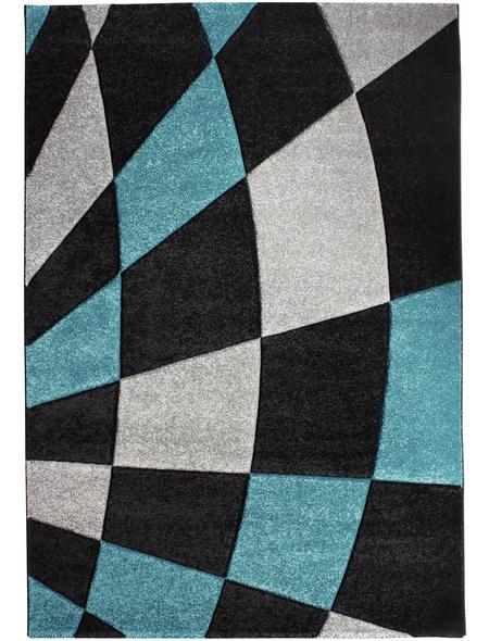 LUXORLIVING Teppich »Violin«, BxL: 80 x 150 cm, schwarz
