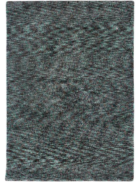 LUXORLIVING Teppich »Wellness«, BxL: 140 x 200 cm, türkis