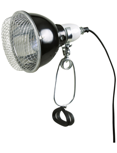 TRIXIE Terrarienlampe Klemmlampe