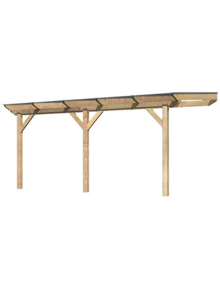 KARIBU Terrassendach »Premium 1«, 512 cm
