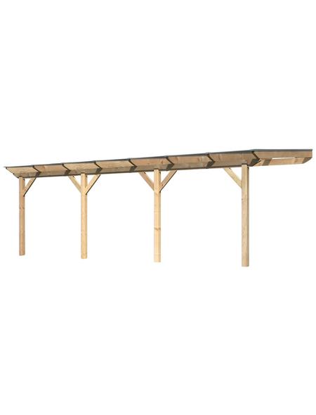KARIBU Terrassendach »Premium 2«, 714 cm