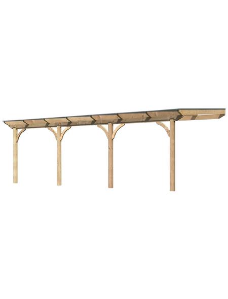 KARIBU Terrassendach »Premium 3«, 714 cm