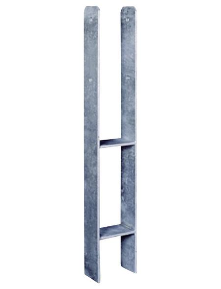 SKANHOLZ Terrassendach »Sanremo«, H (max) x B x T: 274  x 434 x 300 cm