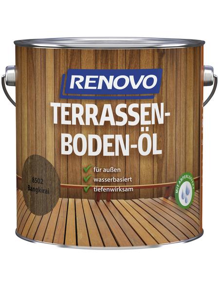 RENOVO Terrassenöl, braun, 4 l