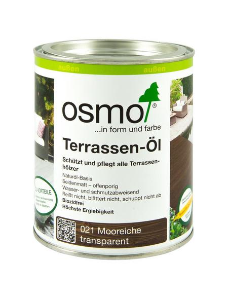 OSMO Terrassenöl, braun, seidenmatt, 0,75 l