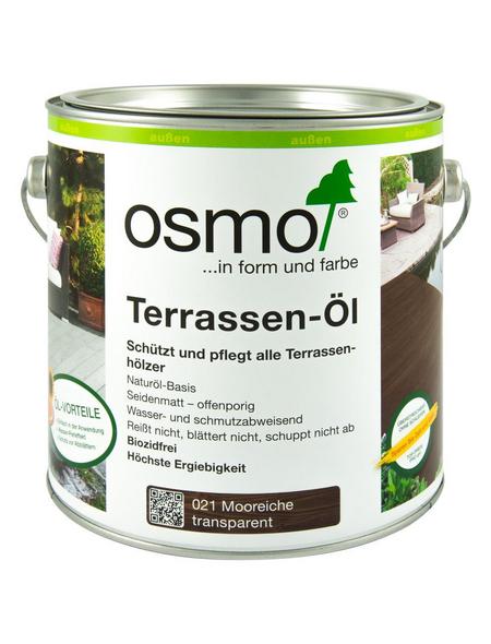 OSMO Terrassenöl, braun, seidenmatt, 2,5 l